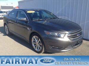 2016 Ford Taurus Limited AWD  Fully Equipped  9612 KMS