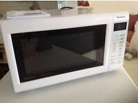 Panasonic Microwave combination oven grill