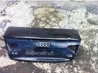 Audi A5 bout lid 2010-2014 needs repair