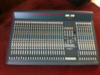 Soundtracs Topaz Project 8 32 Channel Studio Mixing Console