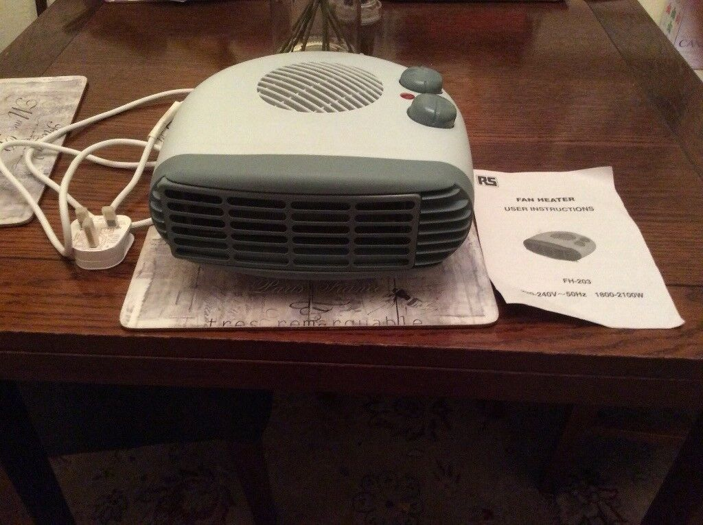 *Brand New* Fan Heater