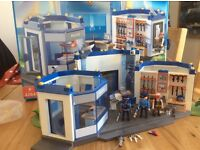 Playmobil Police Station Headquarters 4264