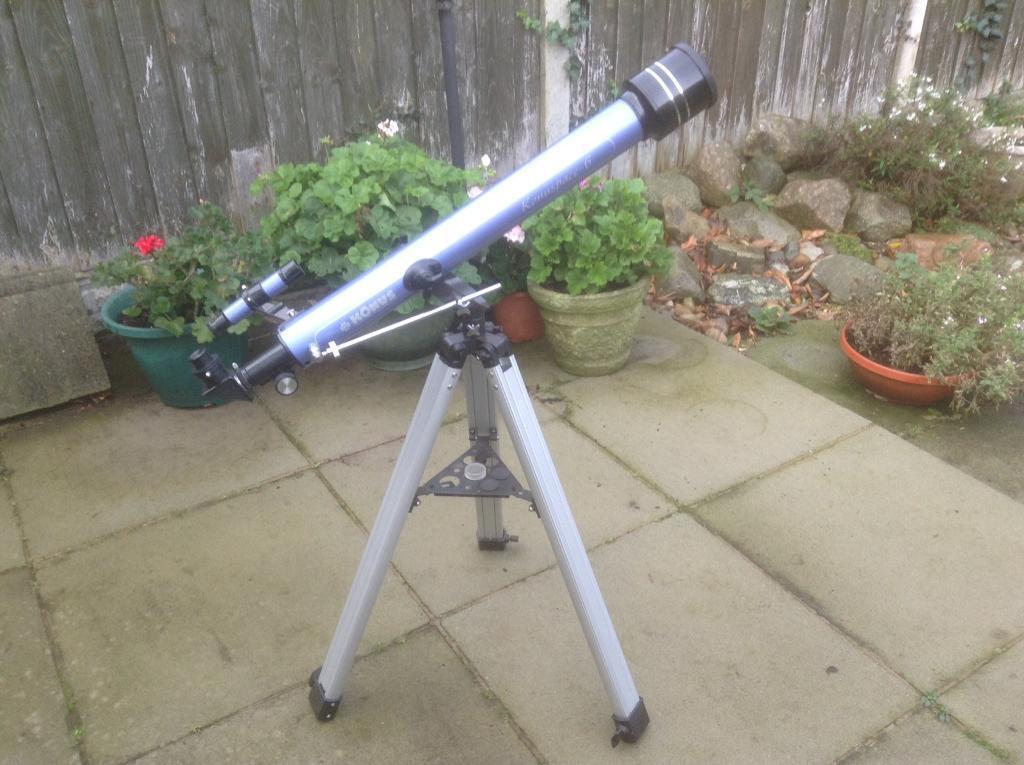 Konuspace -6 telescope