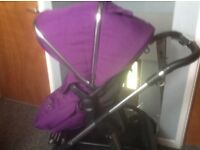 Silver cross pioneer travel system for sale
