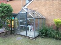 Free Greenhouse approx 6ft sq. Dismantle and take away. Chandlers Ford area.