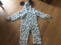 Dalmatian fancy dress for kids