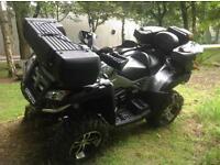 Quadzilla x8 800cc 4x4 excellent condition low mileage