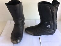 Dianese motorcycle boots size 42 (8) Excellent Condition