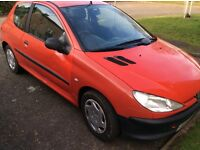 Cheap Peugeot 206 FOR SALE