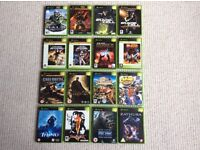 Original XBox games x 16