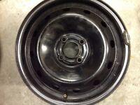 "4 x Renault 15"" Steel Wheels ET43 4 Stud"