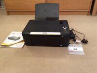 Kodak printer /scanner, wireless