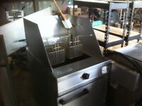 ELECTRIC FRYER 3 phase