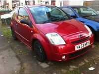 CITROEN C2 *FULL MOT*** BARGAIN