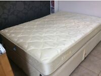 Double bed used £45