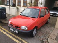 NISSAN MICRA 1,0 AUTOMATIC 1996 3-DOORS