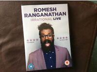 Romesh ranganathan DVD