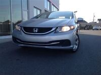 2014 Honda Civic LX 115$/ 2 SEMAINES TAXES INCLUSES ! 0 DEPOT !