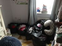 ***6 bin bags FULL*** of immaculate baby girl clothing