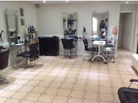 Self employed stylist wanted to rent a chair in my busy salon