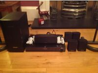 Home Theatre Blueray system 5.1
