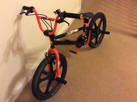 "NEW Piranha 20"" BMX Bike"