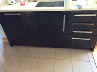 Rac polished porclain floor tiles, light marbled grey