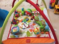 Baby toys bundle mobile, walker , play table