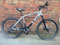 Scott men's hardtail mountain bike, in good order