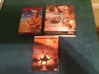 Digging for the Truth DVDs and Book - Josh Bernstein - History Channel. £20.