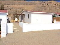 Beautiful three bedroom bungalow in GADOR Almeria spain.