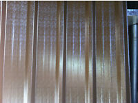 Cladding for sheds