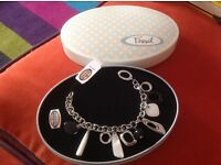 Beautiful bracelet. New with tags and original box. Made by Fossil.