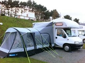 Kampa Drive-away Travel Pod Midi Air Tall Awning