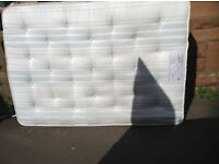 Mattresses,King,double and singles,£25.00 to £85.00