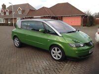 Renault Avantime 3.0 V6 Java Green only 78k