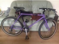 Raleigh mirage mountain bike £55 ono