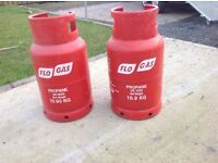 Gas Cylinders for sale!!