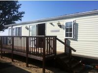 3 bed caravan to rent - near Tenby - book early to avoid disappointment!