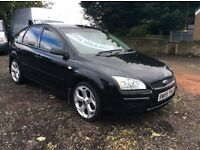 2005 FORD FOCUS NEW SHAPE TURBO DIESEL *LOW MILES* FULL YEARS MOT NEW CLUTCH KIT EXCELLENT CONDITION