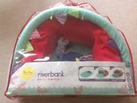 Silver Cross 3 in 1 playmat and baby gym
