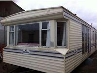 Willerby Gainsborough 33x12 FREE DELIVERY 2 bedrooms 2 bathrooms offsite static caravan choice