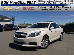2013 Chevrolet Malibu LT..Heated Seats, GM Certified!!