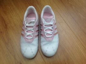 Adidas trainers - size 1