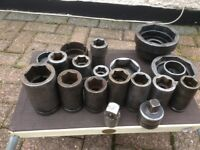Heavy duty sockets for sale
