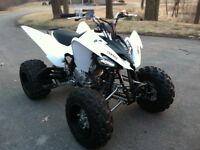 YAMAHA RAPTOR 250 * BREAKING ALL PARTS AVAILABLE **07835260261**