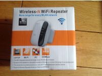 Brand new Wireless booster