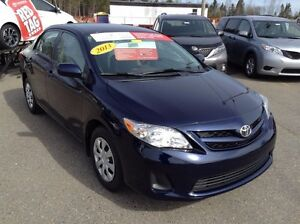 2013 Toyota Corolla CE  ONLY $121 BIWEEKLY 0 DOWN!
