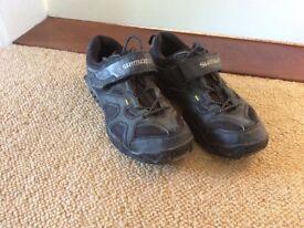 Shimano mountain bike shoes size 41