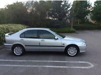 ROVER 45 5 doors 1.4L, BMW Engine, Long MOT
